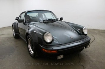 1978 porsche 930 turbo sunroof coupe