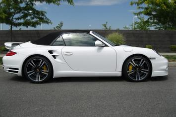 2011 911 turbo s cabriolet