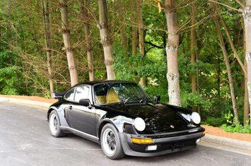 1988 911 turbo