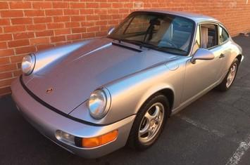 1992 porsche 911 964 c2 coupe