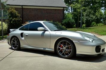 2002 911 turbo