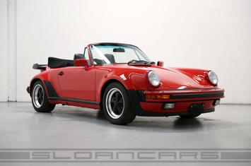 1989 930 cabriolet