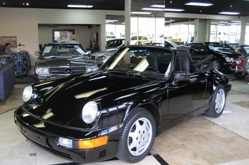 1991 911 964 carrera 2 cabriolet