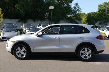 2013 cayenne awd 4dr tiptronic