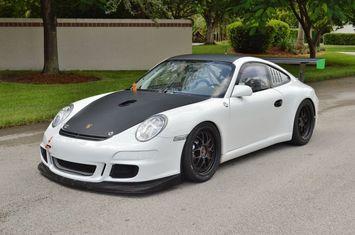 2009 porsche 911 997 cup car