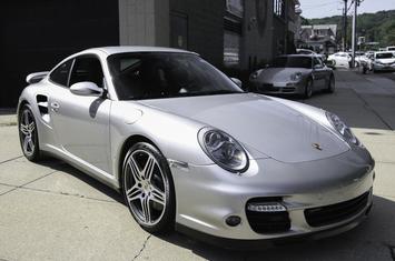 2007 911 turbo