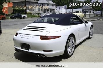2013 911 carrera s cabriolet