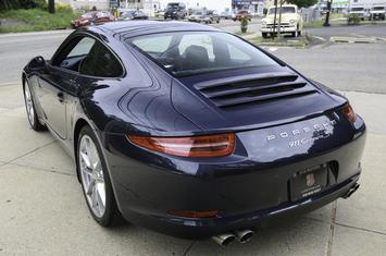2012 911 carrera s coupe