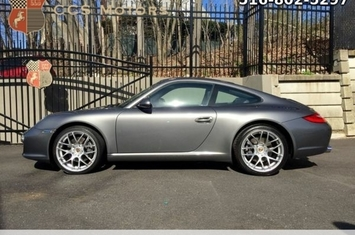 2011 911 carrera coupe