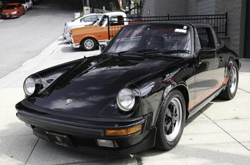 1984 911 targa carrera