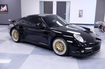 2011 911 turbo s