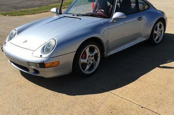1996 porsche 911 carrera 4s wide body
