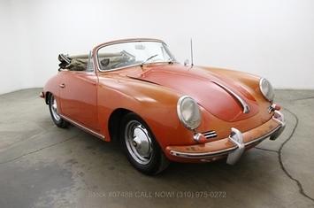1962 porsche 356b super 90 cabriolet