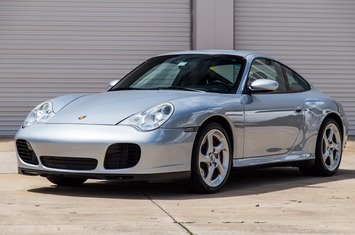 2004 911 carrera 4s