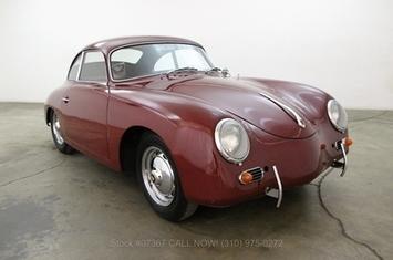 1959 porsche 356a 1600s coupe