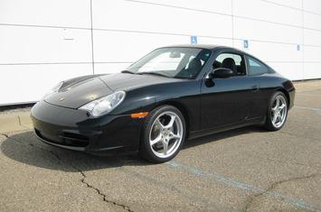 2002 911 996 carrera coupe