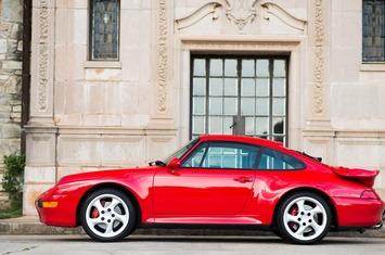 1996 porsche 911 turbo 993tt