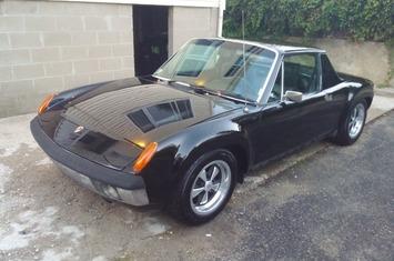 1971 porsche 914 gt