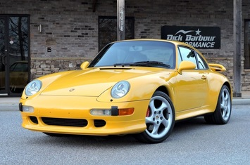1996 911 933 carrera 4s