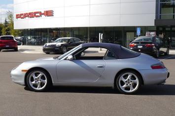 2001 911 carrera 2dr carrera cabriolet tiptronic