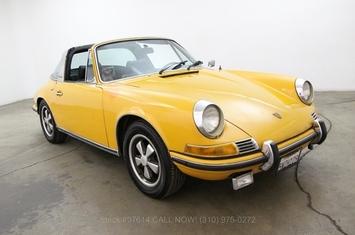 1972 porsche 911t targa