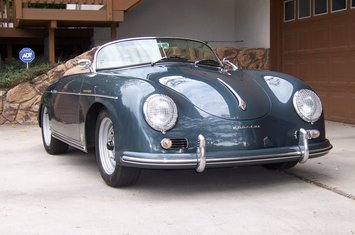 1957 vintage speedster reproduction