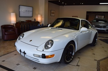 1996 911 993 carrera 2 coupe