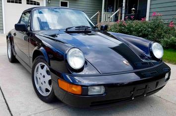 1991 911 carrera 2 cabriolet