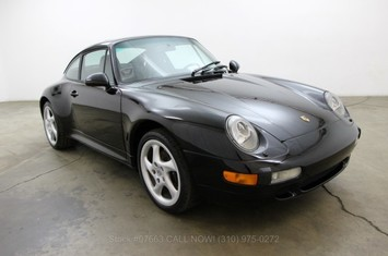 1997 porsche 993 cs2 sunroof coupe