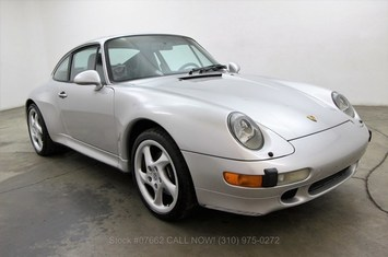 1998 porsche 993 c2s sunroof coupe