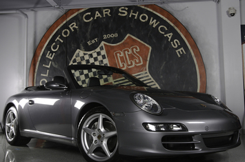 2006 911 carrera cabriolet