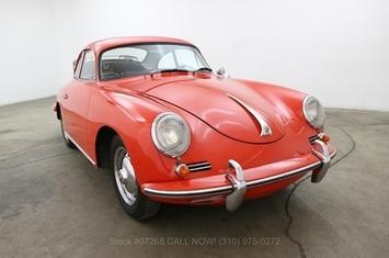 1960 porsche 356b 1600s