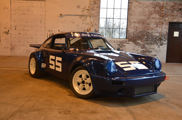 1974 911 scca b production race car