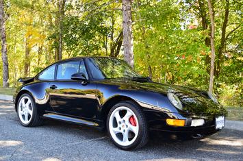 1997 993 turbo