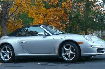 2006 911 c4 cabriolet