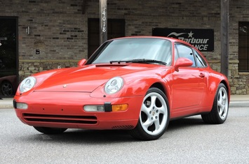 1997 911 993 carrera coupe
