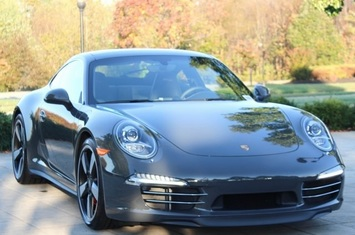 2014 911 50th anniversary edition