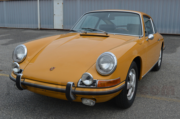 1967 porsche 911s coupe survivor
