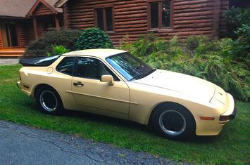 1983 944 5 speed