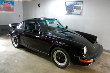 1984 911 carrera coupe
