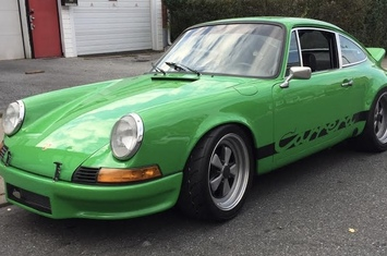 1973 911 rs hybrid custom build