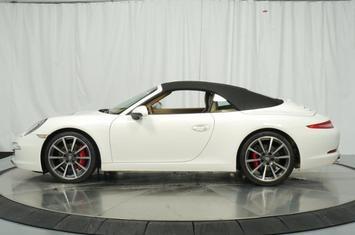 2012 911 2dr cabriolet carrera s