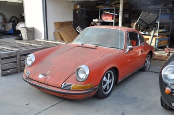 1970 911e