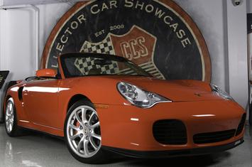 2005 911 turbo