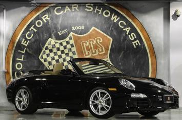 2009 911 carrera cabriolet