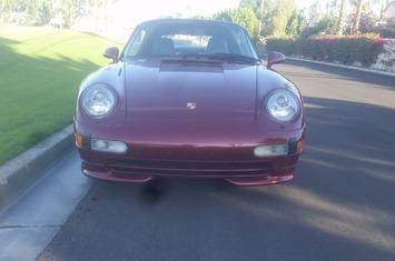 1996 911 2c cabriolat