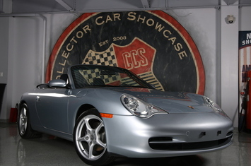 2004 911 carrera cabriolet