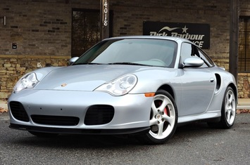 2001 911 turbo awd