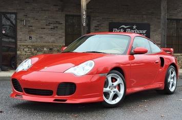 2003 911 turbo awd x50