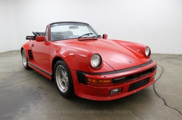 1965 porsche 911 cabriolet conversion